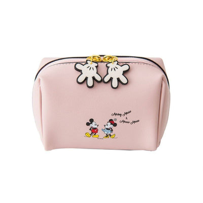 Mickey & Minnie Beauty Travel Multifunction Makeup Bag Handbag 1928Mickey Pink