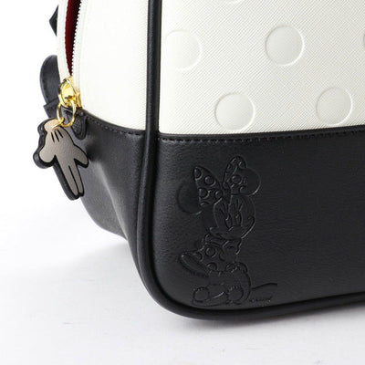 Cute Minnie Style Leather Backpack Backpack 1928Mickey
