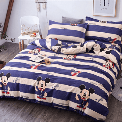Mickey Mouse Bedding Set-D