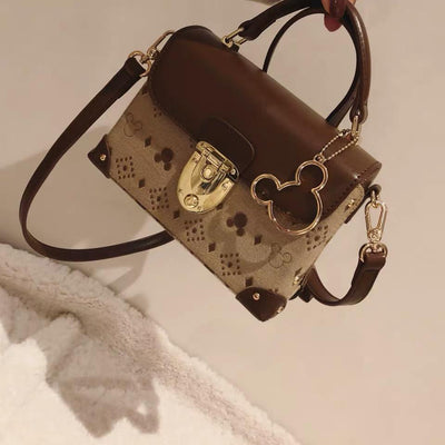 Mickey Mouse Leather Shoulder Bag/Handbag 1928Mickey