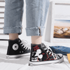Mickey Mouse Cute High Top sneaker C