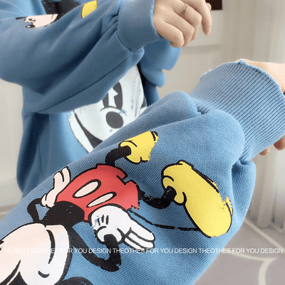 Fashion Mickey Mouse Cotton Chothes 1928Mickey