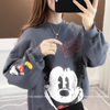 Fashion Mickey Mouse Cotton Chothes 1928Mickey Gray Free Size