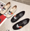 New Mickey Mouse Women's Leather Shoes 1928Mickey