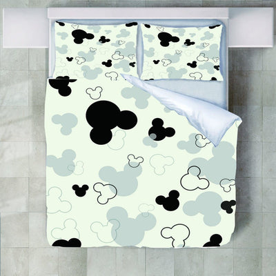 Mickey & Minnie Mouse Bedding Set-O Bedding Set 1928Mickey Twin D