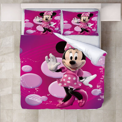 Mickey & Minnie Mouse Bedding Set-O Bedding Set 1928Mickey Twin B