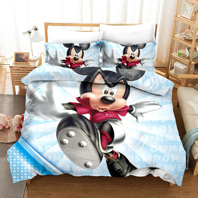 Mickey & Minnie Bedding Set 25 Accessories 1928Mickey Twin C