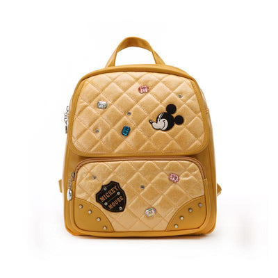 Mickey Mouse diamond backpack - Backpack - 1928Mickey