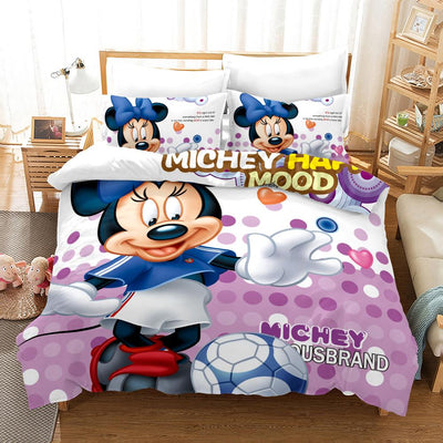 Mickey & Minnie Mouse Bedding Set 18
