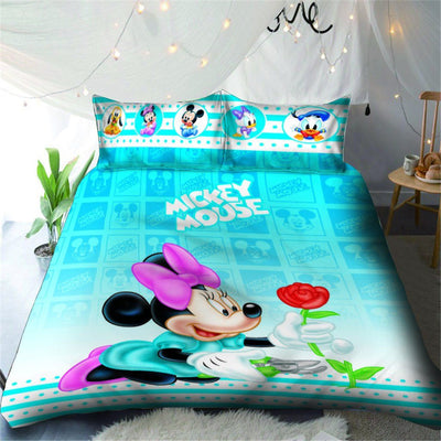 Mickey & Minnie Disney Bedding Set 23 Bedding Set 1928Mickey Twin D
