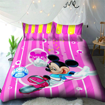Mickey & Minnie Disney Bedding Set 23 Bedding Set 1928Mickey Twin E