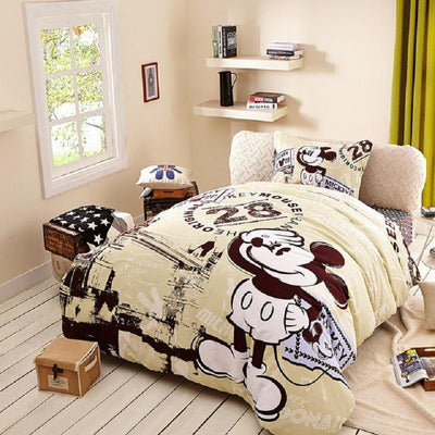 Mickey Mouse Bedding Set-K Accessories 1928Mickey