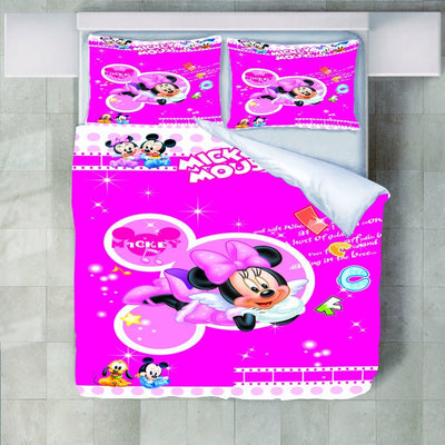 Mickey & Minnie Mouse Bedding Set 22 Bedding Set 1928Mickey Twin C