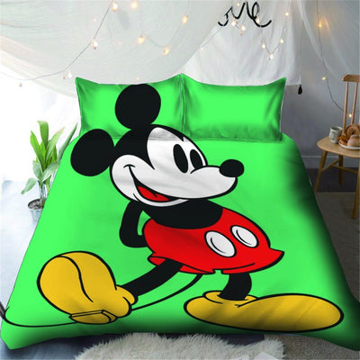 Mickey & Minnie Disney Bedding Set 23 Bedding Set 1928Mickey Twin G