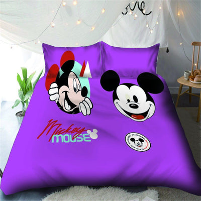 Mickey & Minnie Disney Bedding Set 23 Bedding Set 1928Mickey Twin H