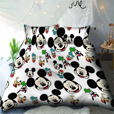 Mickey & Minnie Disney Bedding Set 23 Bedding Set 1928Mickey Twin A