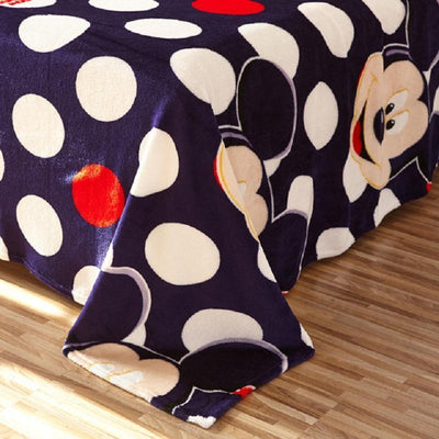 Mickey Mouse Bedding Set-L