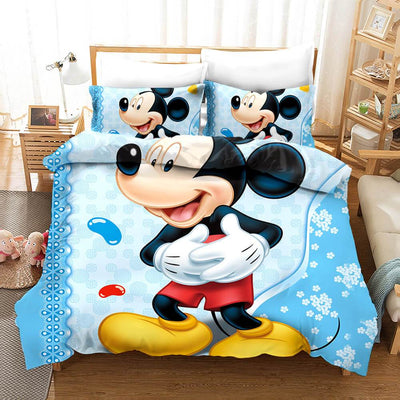 Mickey & Minnie Bedding Set 26 Accessories 1928Mickey Twin A