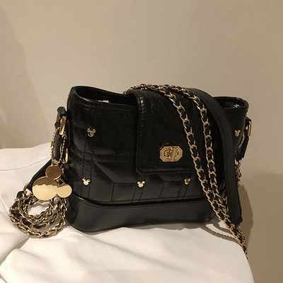 Mickey Mouse Leather Crossbody Bag 1928Mickey
