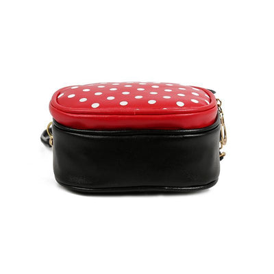 Cute Minnie Style Crossbody Bag For Kids 1928Mickey