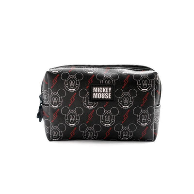 Genuine Mickey Mouse Makeup-Bag, Storage Bag -Black 1928Mickey D(1pc)