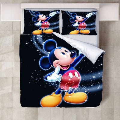 Mickey & Minnie Mouse Bedding Set-O Bedding Set 1928Mickey Twin C