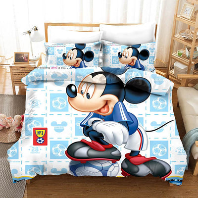 Mickey & Minnie Bedding Set 26 Accessories 1928Mickey Twin C