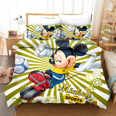 Mickey & Minnie Bedding Set 26 Accessories 1928Mickey Twin D