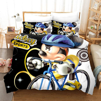 Mickey & Minnie Bedding Set 26 Accessories 1928Mickey Twin E