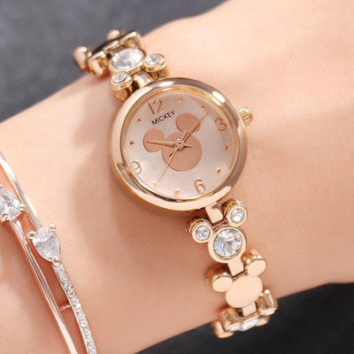 Mickey Mouse Luxury Watch Accessories 1928Mickey Gold