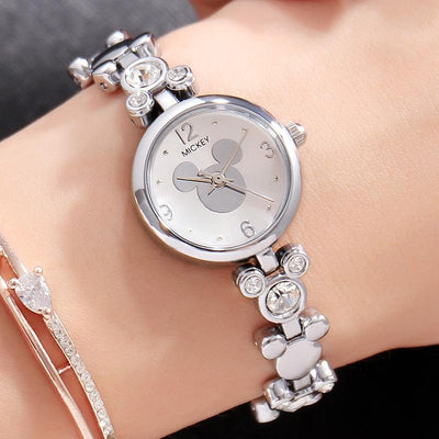 Mickey Mouse Luxury Watch Accessories 1928Mickey Silver
