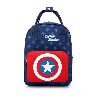 Mickey Minnie & Avengers Bags For Kids Backpack 1928Mickey Capital American -01