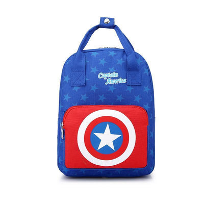 Mickey Minnie & Avengers Bags For Kids Backpack 1928Mickey Capital American -02