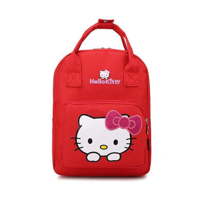 Mickey Minnie & Avengers Bags For Kids Backpack 1928Mickey Hello Kitty -02
