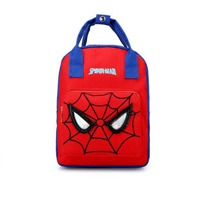 Mickey Minnie & Avengers Bags For Kids Backpack 1928Mickey Spiderman
