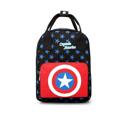 Mickey Minnie & Avengers Bags For Kids Backpack 1928Mickey Capital American -03