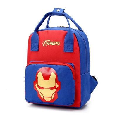 Mickey Minnie & Avengers Bags For Kids Backpack 1928Mickey
