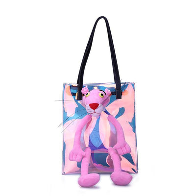 2019 Fashion Mickey & Minnie Handbag For Girls (New in!) Handbag 1928Mickey Pink Panther