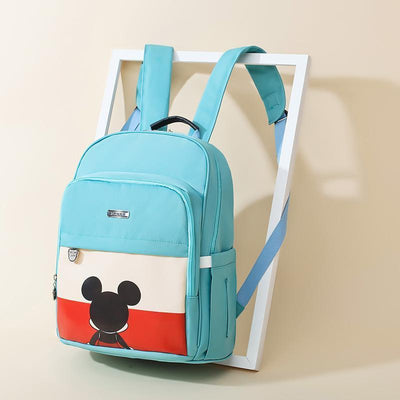 Mickey Waterproof Fashion multi-function large capacity diaper bag Diaper Bag 1928Mickey