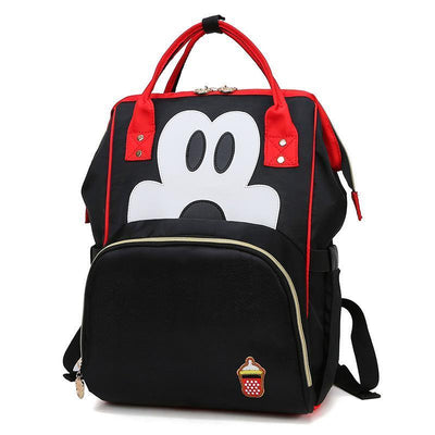 Mickey Large Capacity Waterproof Multi-Fuction Bag 1928Mickey Style-B