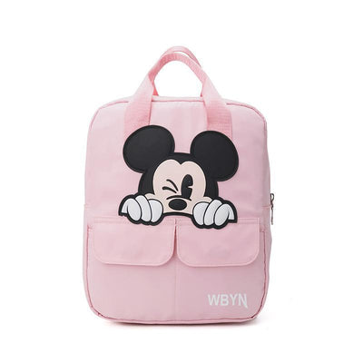 Fashion Mickey Backpack (3 Colors Options) 1928Mickey Pink