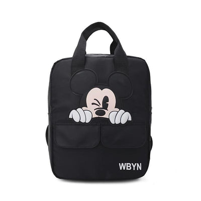 Fashion Mickey Backpack (3 Colors Options) 1928Mickey Black