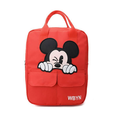 Fashion Mickey Backpack (3 Colors Options) 1928Mickey Red