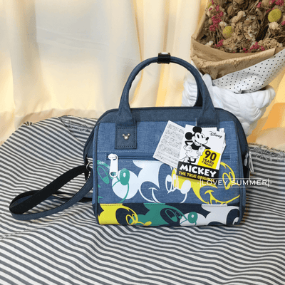 Mickey Waterproof Multi-Fuction Large Capacity Bag Crossbody Bag 1928Mickey