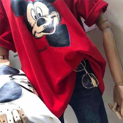 Mickey High Quality Cotton T-shirts 1928Mickey