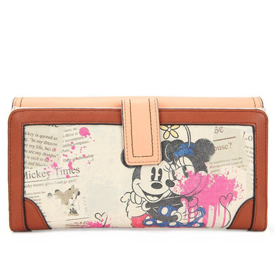 Mickey Minnie Mouse High Quality Long Wallet Wallets 1928Mickey