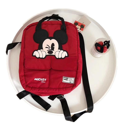Mickey Trendy High Quality Backpack - Backpack - 1928Mickey