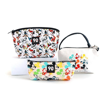 Mickey 90 Years Cosmetic Bag Handbag 1928Mickey ALL