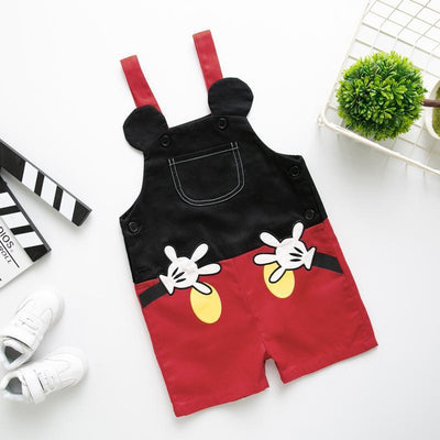 Mickey Child Overalls For Boys & Girls dress 1928Mickey