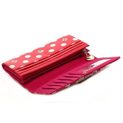 Mickey Polka Dot long wallet Wallets 1928Mickey